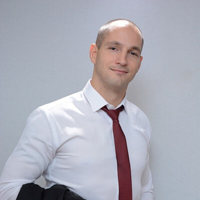 Dušan Pantić - privatni taksi vozač