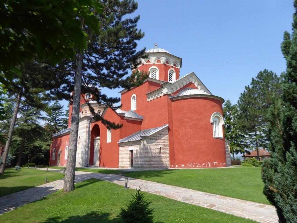 Manastir Žiča kod Kraljeva