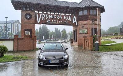 Taxi prevoz Beograd – Vrdnik, Fruška Gora