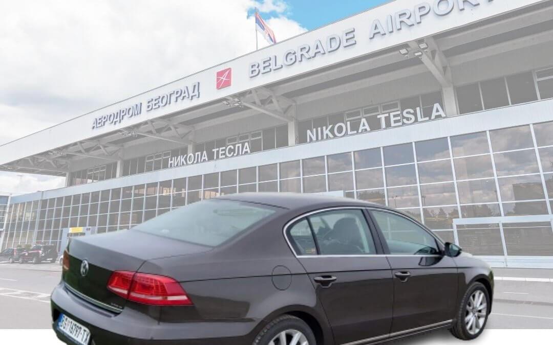The best private transfer from Belgrade to Sarajevo