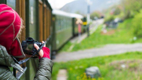 Šargan railway